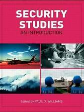 Security Studies: An Introduction, , Used; Very Good Book