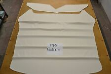 1965 65 FORD GALAXIE & 500 HARDTOP BRIGHT WHITE HEADLINER USA MADE TOP QUALITY