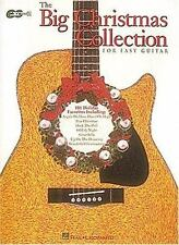 The Big Christmas Collection for Easy Guitar - Hal Leonard songbook, 118 songs