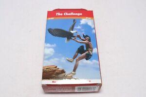 Andrea Miniatures The Challenge Indian Brave Warrior 54mm Figurine Metal Kit Tin