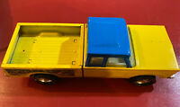 VTG Nylint Ford Truck Rockford Illinois Yellow NY-LINT TOYS