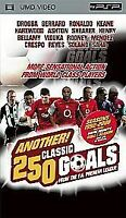 Another 250 Classic Goals - From The F.A. Premier League [UMD Mini for PSP], Ver