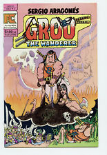 GROO The WANDERER Vol.1 #4 - 9.8 to 9.9! - PACIFIC COMICS!!  1983