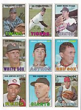 **1967 Topps #8 Chuck Harrison No creases, Slightly soft corners**ONE CARD ONLY!