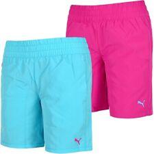 "PUMA ESS SHORTS 7"" Mädchen kurze Sport Freizeit Hose Bermuda Capri Kinder Logo"