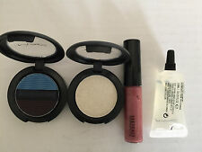 Mac Make Up - Selling as pack - 2 x Eye Shadow + 1 Lip Mix  + 1 x Lip Glass