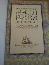 The Adventures of Hajji Baba of Ispahan James Morier; First edition