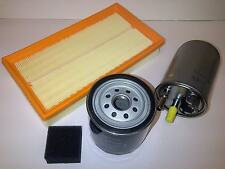 Ford Transit Connect 1.8 TDDi Service Kit Oil + Air + Fuel Filter 02-05 75BHP