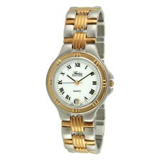 Swiss Edition Men's Stainless Steel Round Two-Tone Watch
