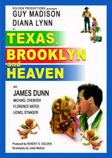 Texas, Brooklyn and Heaven [New DVD]