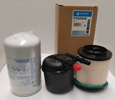Ford 6.7l 11-16 Filter Kit  Oil & Fuel Filters Donaldson