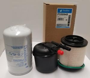 Ford 6.7l 11-16 Filter Kit  Oil & Fuel Filters Donaldson