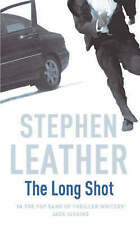 The Long Shot (Stephen Leather Thrillers), By Leather, Stephen,in Used but Accep