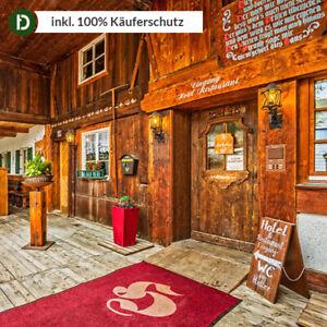 6 Tage Urlaub in Brunnen im Allgäu im Landhotel Huberhof mit Frühstück