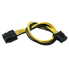NEW 8pin ATX 12V Computer PC PSU CPU Motherboard Extension Adapter Cable JZ