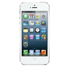 Apple Iphone 5 32gb Brand New Seal Pack 4G Mobile Phone (Black/White)