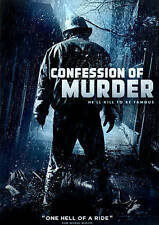 Confession of Murder (DVD, 2014)