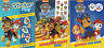 NEW X 3 PAW PATROL ACTIVITY BOOKS STICKERS COLOURING MASK PUP-TASTIC PUZZLES