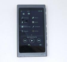 Sony Walkman Hi-Res Nw-A35 Greyish Black 16Gb Digital Media Player