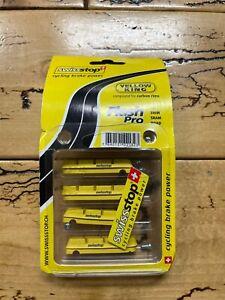 Swissstop Yellow King Flash Pro Carbon Rim Brake Pads