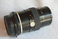 Nikon Micro-Nikkor 55mm f/2, 8, AIS
