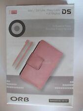 DSi/ DS lite - Tasche Case Nintendo inkl. 2x Stifte pink NEU & OVP