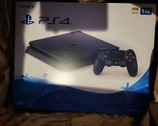 NEW Sony PlayStation PS4 1TB Slim Gaming Console Black - CUH-2215B , FAST SHIP