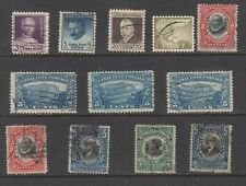 CANAL ZONE  STAMPS USED.Rfno.J51.
