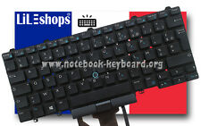 Clavier Français Original Pour Dell Latitude 14 7000 - E7450 E7470 Dual Pointing