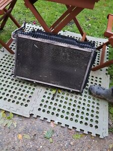 Ford Fiesta ST 150 Air Conditioning Condenser and water radiator 2014 1.6 petrol