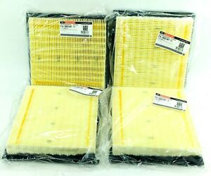 Set of 4 OEM Motorcraft FA1883 Ford 7C3Z9601A Genuine Air Filter Free Shipping