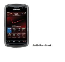 Proporta - Blackberry Storm 2 Mizu Soft Shell - Clear