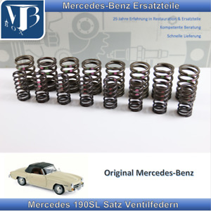 Original Mercedes-Benz W121 190SL Lot Ressorts de Soupapes