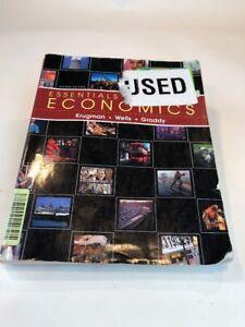 Essentials Of Economics - Krugman, Wells, Graddy 2nd Edition