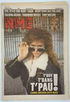 NME 19 March 1988 T'Pau Jesus & Mary Chain Talking Heads Throwing Muses