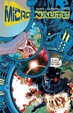 MICRONAUTS VOL #1 ENTROPY TPB Collects #1-6 IDW Science Fiction Comics TP