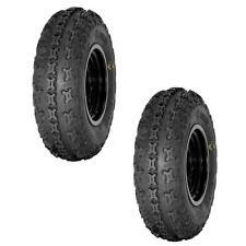 "DWT XC Rok-Out Front Tires/Wheels 21x7-10"" Yamaha Banshee 350 YFZ450R YFZ 450R"