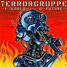"TERRORGRUPPE ""1 WORLD 0 FUTURE"" CD NEW! HC/PUNK/EPITAPH"