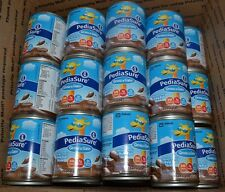 24 CANS Chocolate May Be Dents 8oz PediaSure Grow & Gain Case FREE PRIORITY AEFD