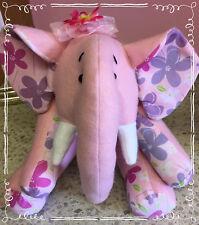Handmade personalised memory memorial keepsake elephant