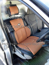 MERCEDES VITO 2005 ONWARDS VAN SEAT COVER YS 09 ROSSINI PVC TAN 1 DRIVER'S ONLY