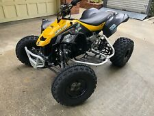 2014 Can Am DS450MX very good condition. original owner. includes paddle tires