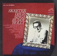 Skeeter Davis - Sings Buddy Holly [New CD]