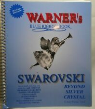 "SWAROVSKI SILVER CRYSTAL""WARNER'S  BLUE RIBBON BOOK"" SECOND EDITION NEW & SIGNED"