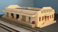 HO-900 DLX with interior HO Scale by Randy Brown FAMOUS ROOT BEER STAND