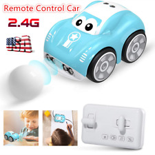 Remote Control Car Rechargeable for Toddlers Boys Girls Inductive Toys DE33