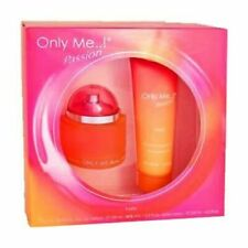 Only Me..! Passion Gift Set by Yves De Sistelle EDP Spray + Body Lotion WOMEN