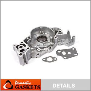 Fit 94-96 Mitsubishi Montero 3.5L V6 DOHC Oil Pump 6G74