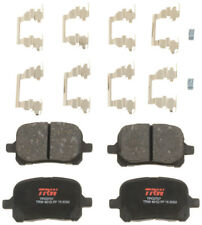 Disc Brake Pad Set-Premium Disc Brake Pad Front TRW TPC0707