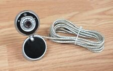 *Untested* Genuine GE (98067) Silver & Black Wired Clip-On MiniCam Pro **READ**